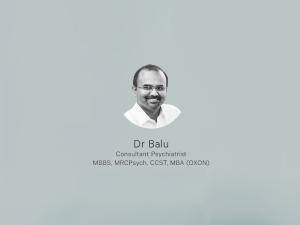 Dr. Balu Cannaray CBD Mental Health Advisor