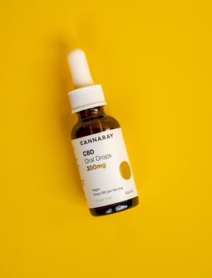 Cannaray CBD Oil Drops