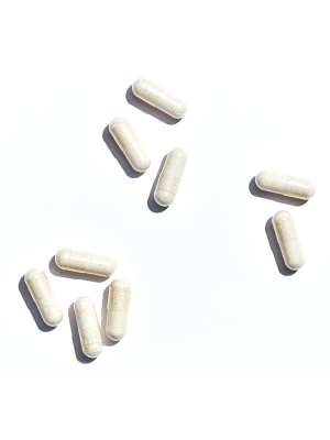 Cannaray vegan CBD capsules