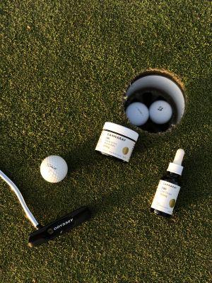 Cannaray CBD PGA Golf