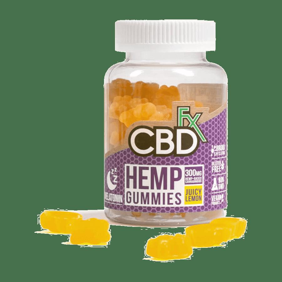 CBDfx CBD Melatonin Gummies