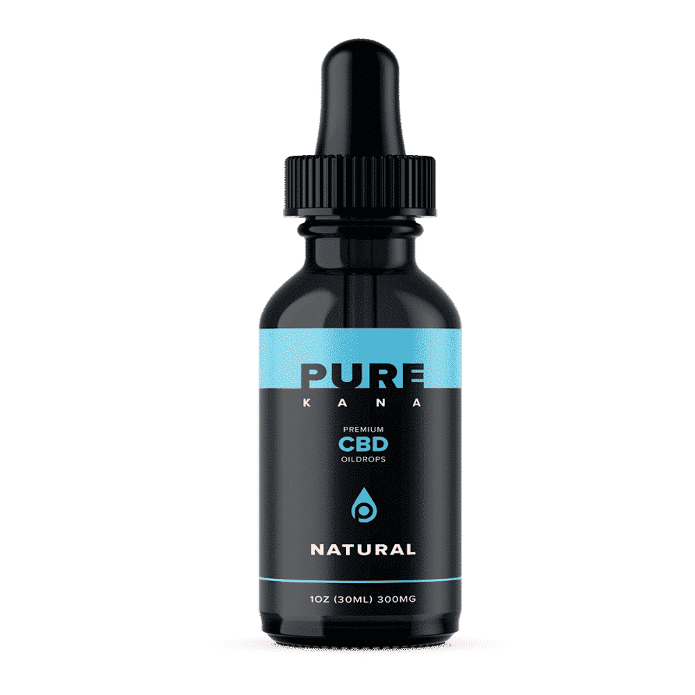 Purekana Natural CBD Oil 300mg