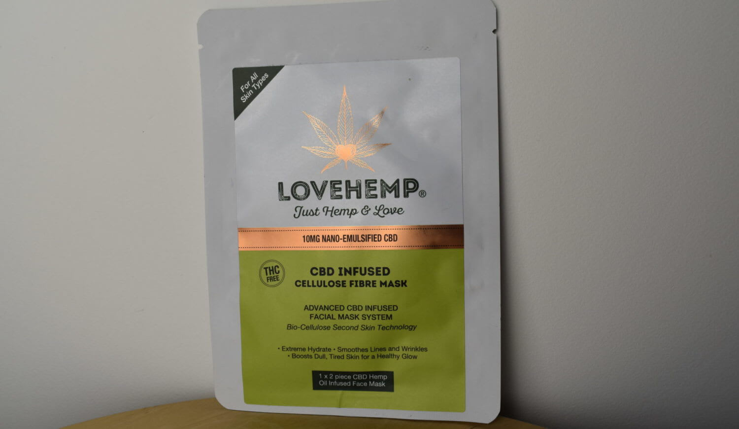 Love hemp mask