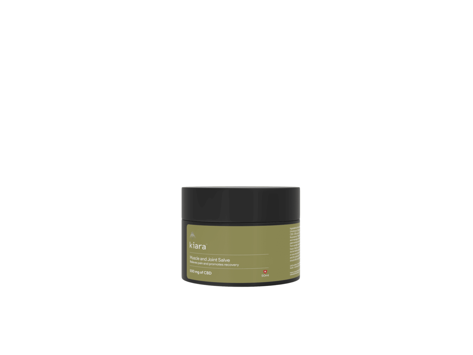 Kiara Muscle and joint salve