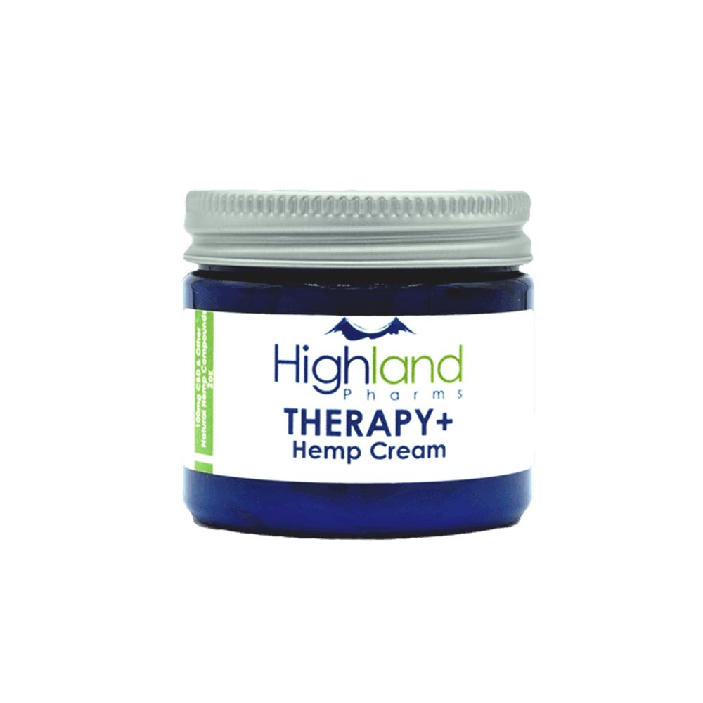 Highlands Pharms CBD balm