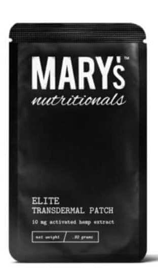 Mary's Transdermal Patch
