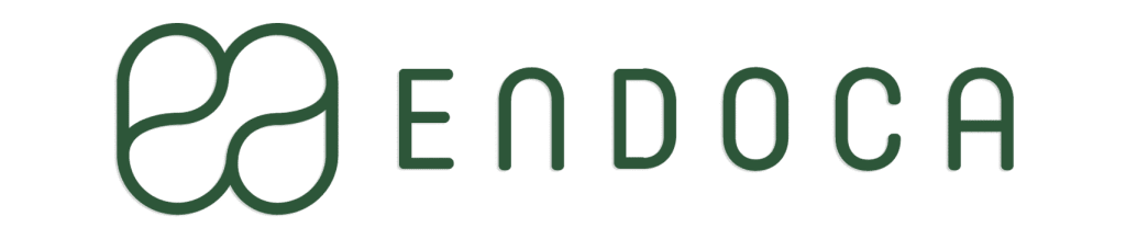 Endoca wide Logo