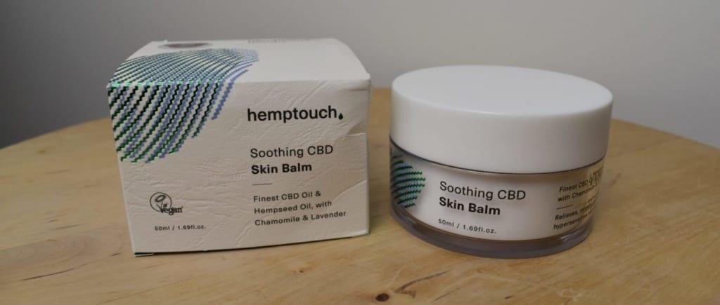 Hemptouch Soothing CBD Skin Balm