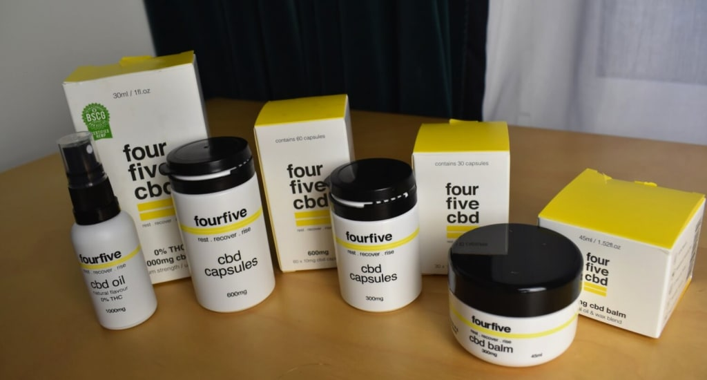 What do we know about fourfivecbd CBD?