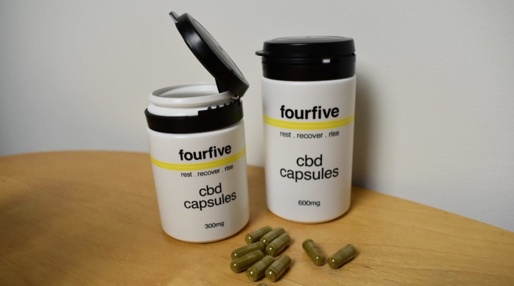 fourfivecbd capsules review