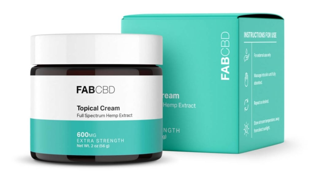 fab cbd topical cream