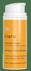 Kiara first aid cream