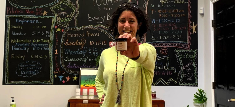 Joy Organics Premium Hemp Serene Orchards Gummies honest review