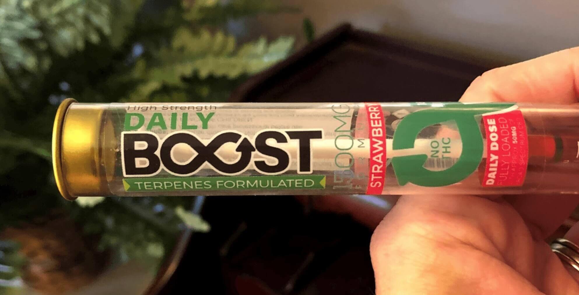 Diamond CBD Daily Boost CBD Oils Review image 14