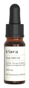 Kiara Pure CBD Oil