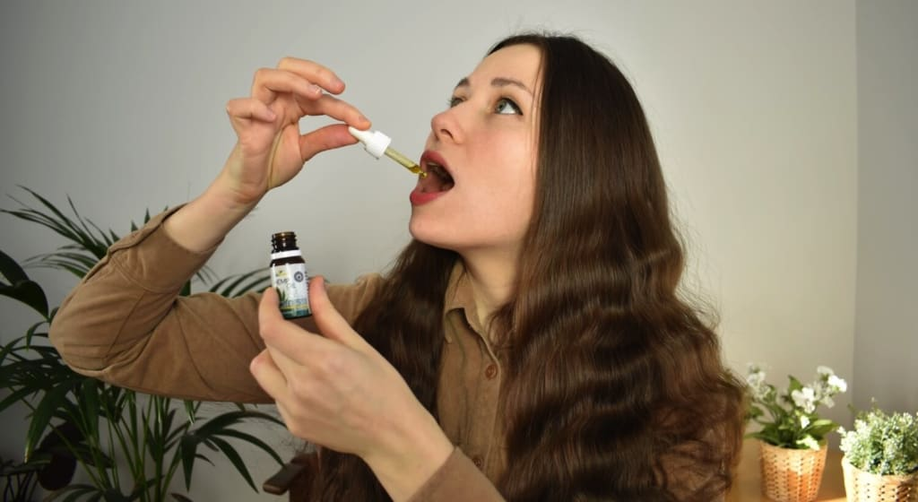 Using Biopurus CBD Oil 5% in order to survive Christmas time
