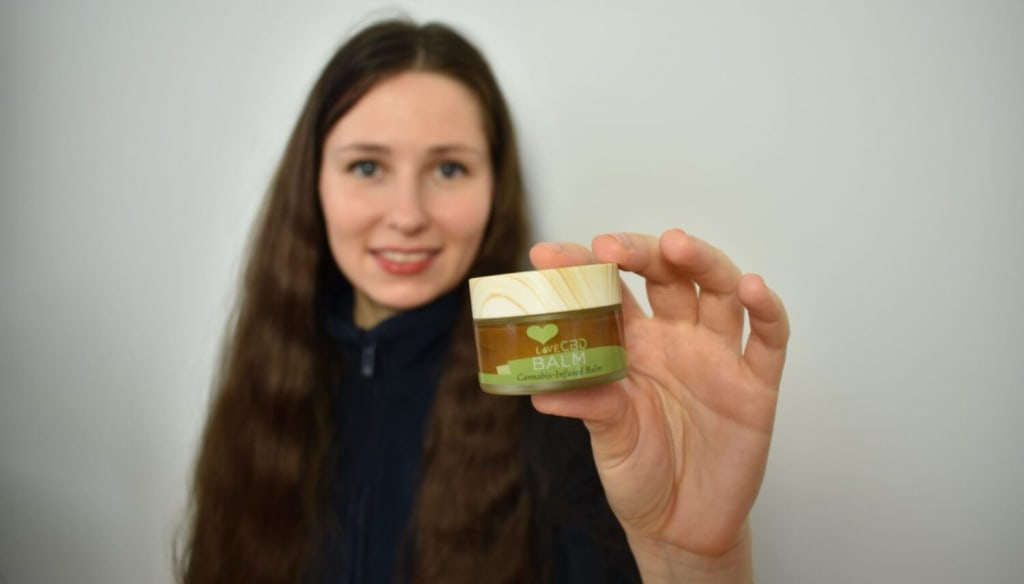 My personal experience with Love CBD balm