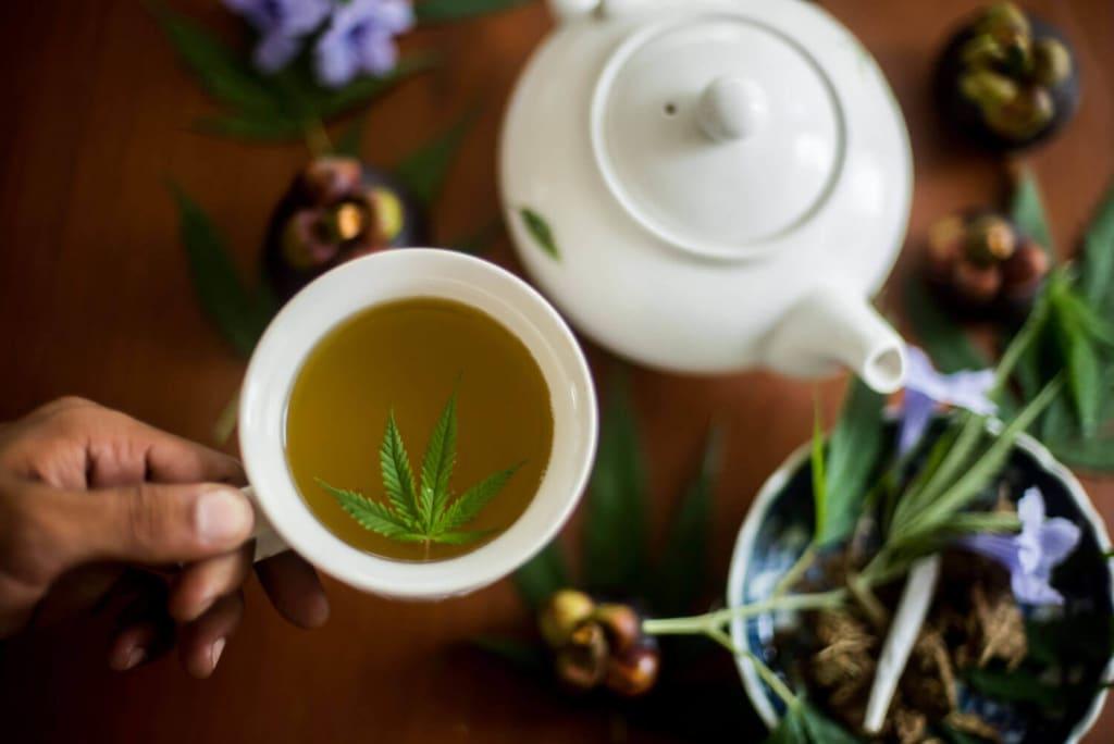 Canna tea