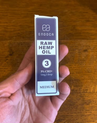 Endoca 300 mg 3%