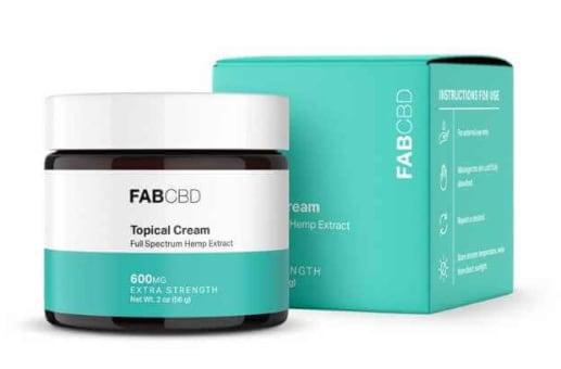 FAB CBD capsules