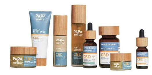 Papa and Bakley Products