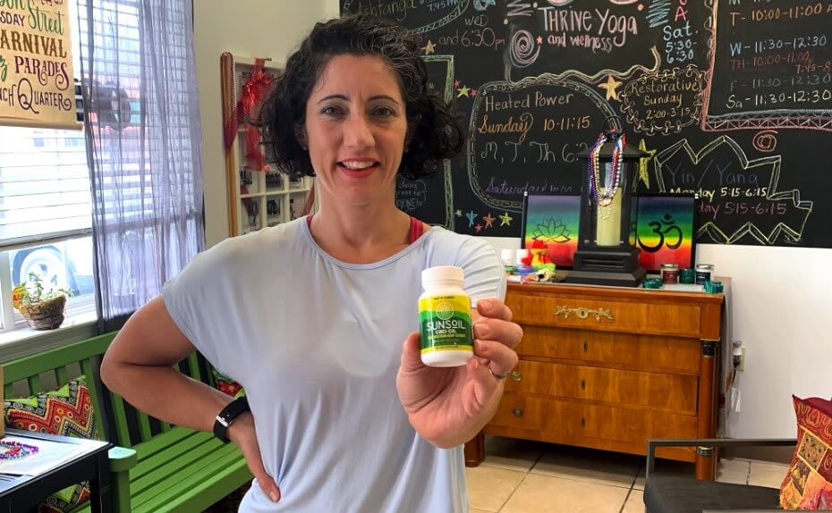 My personal experience supplementing with Sunsoil 20 mg CBD capsules