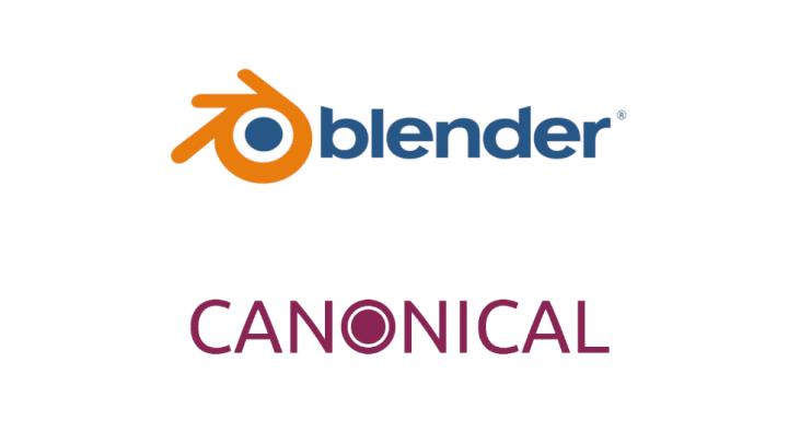 Canonical collabora con Blender per offrire supporto per le versioni LTS di Blender