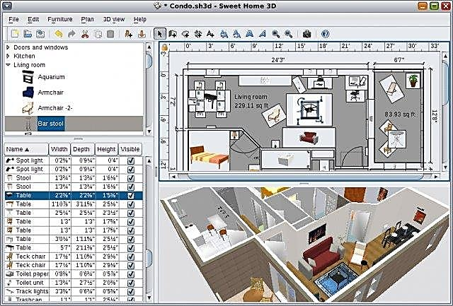 sweet home 3d interior design software free