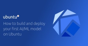 Build your first AI/ML model on Ubuntu