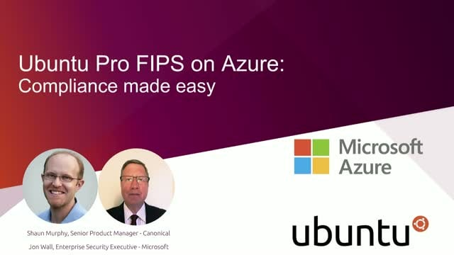 Ubuntu Pro FIPS on Azure - Compliance made easy