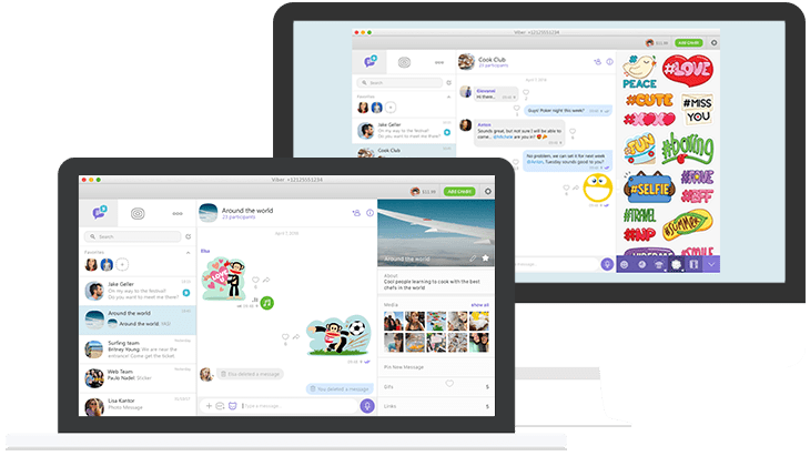 Install Viber Unofficial For Linux Using The Snap Store Snapcraft