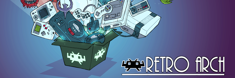 RetroArch banner