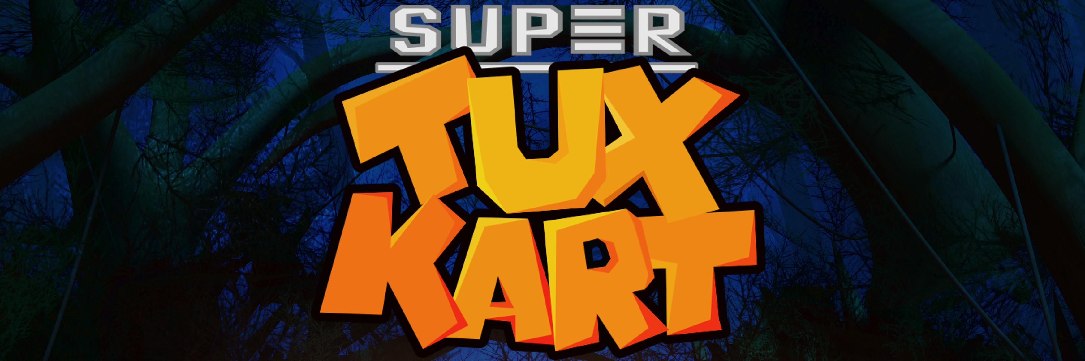 SuperTuxKart banner