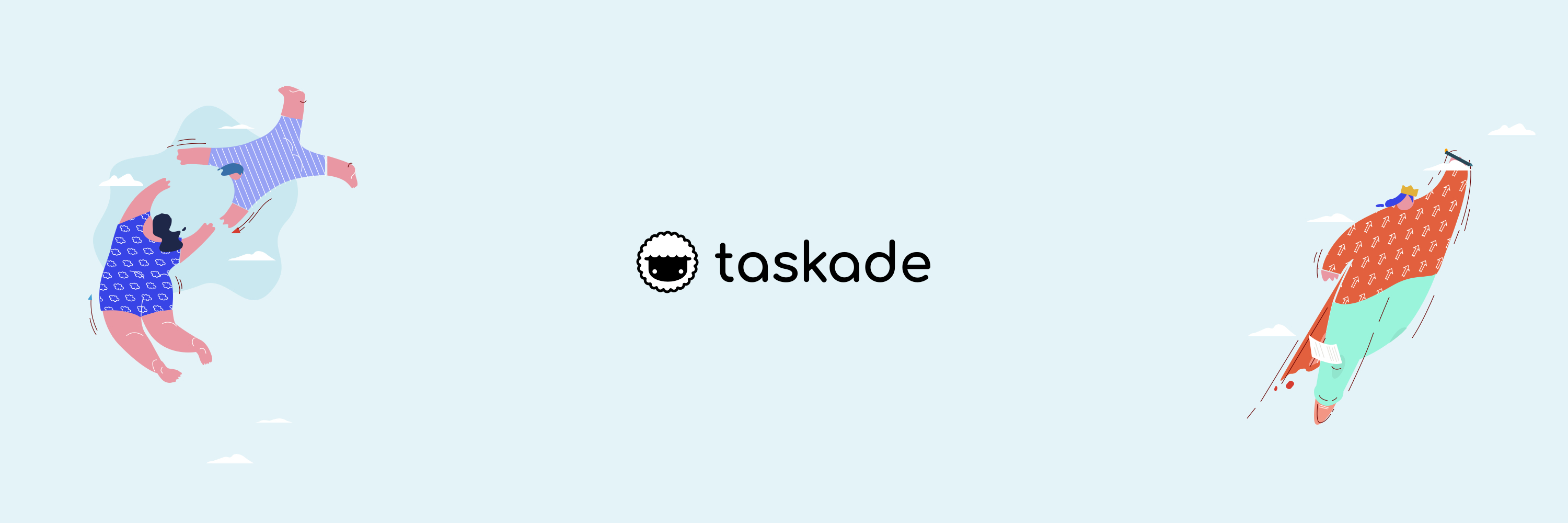 Taskade: Get Work Done. Together Remote. banner