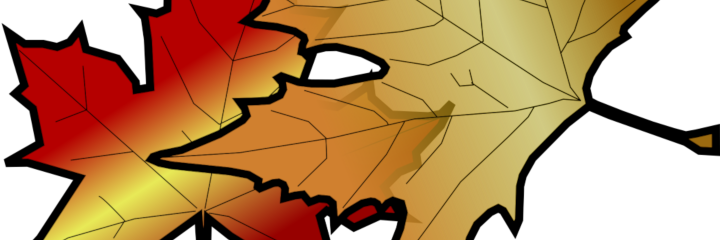 fallen-leaves banner
