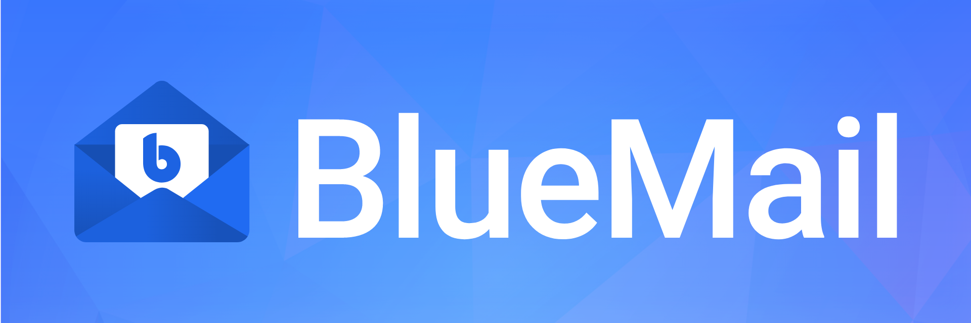 BlueMail banner