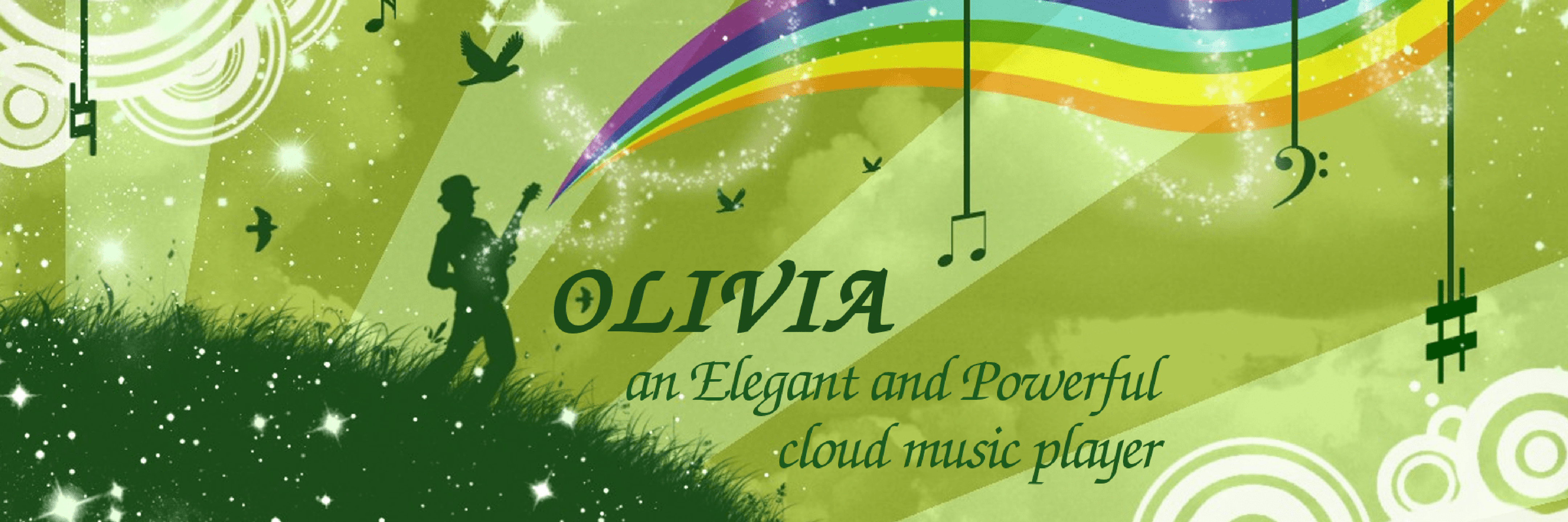 Olivia - Stream/Download Music & Videos banner