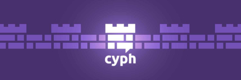 Cyph banner