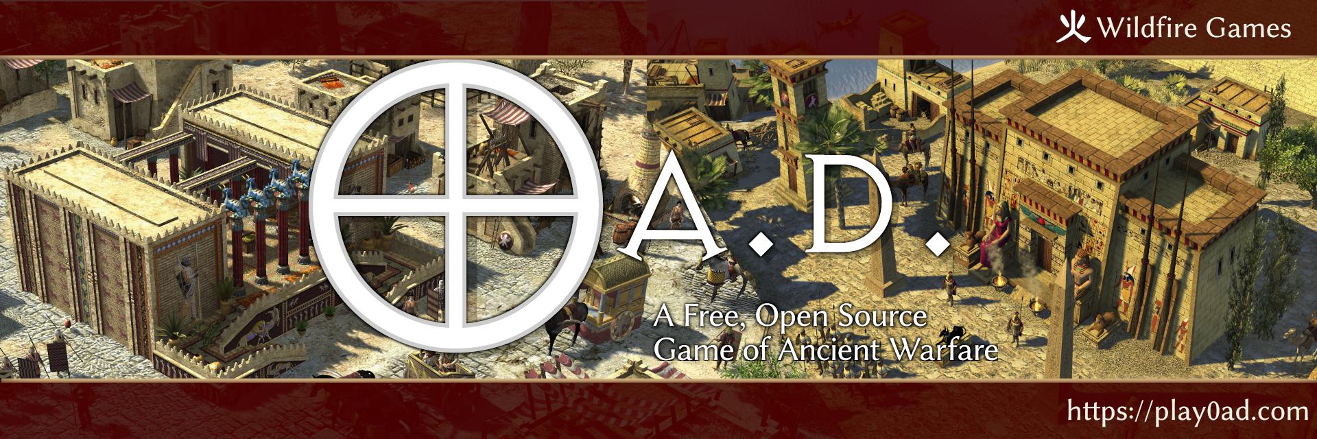 0 A.D. banner