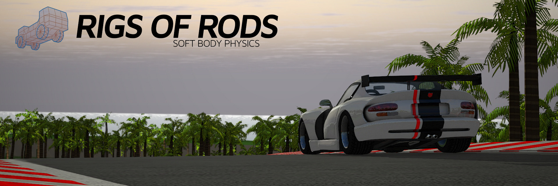 Rigs of Rods banner