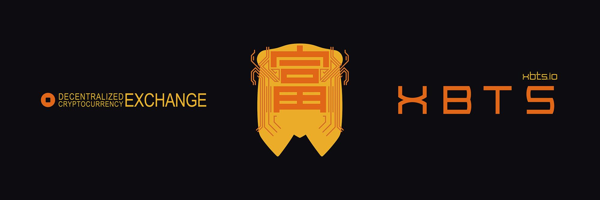 XBTS DEX Exchange Desktop banner