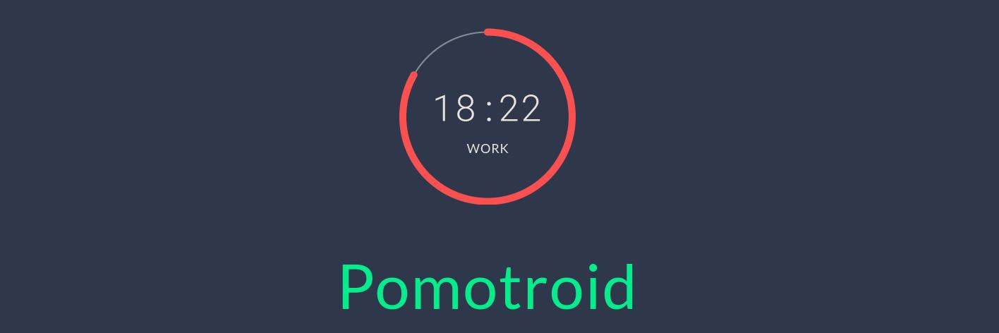 pomotroid banner