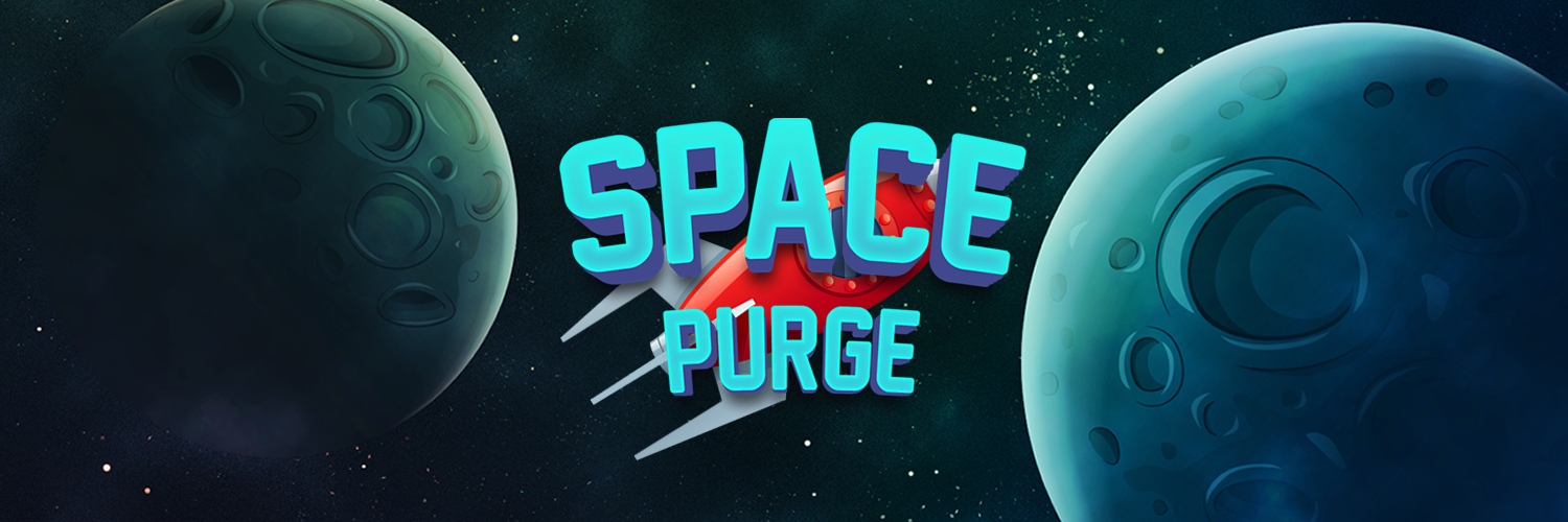 Space Purge banner