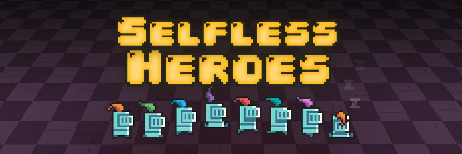 Selfless Heroes banner