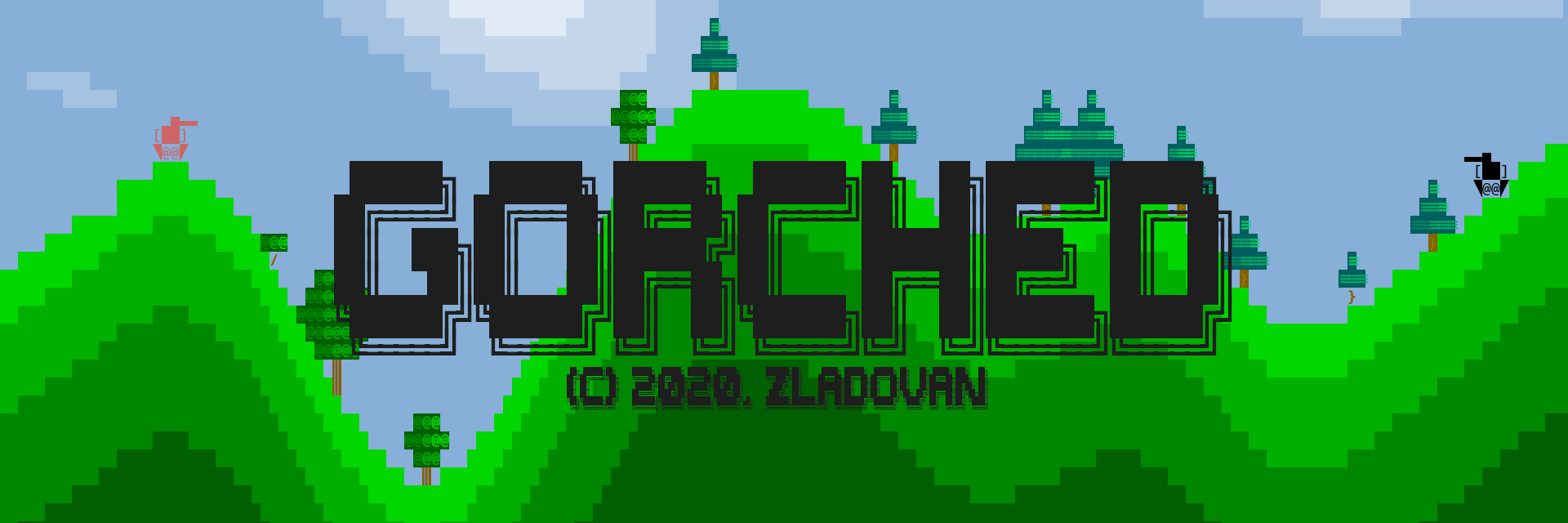 Gorched banner