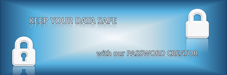 Password Creator - Full Screen banner