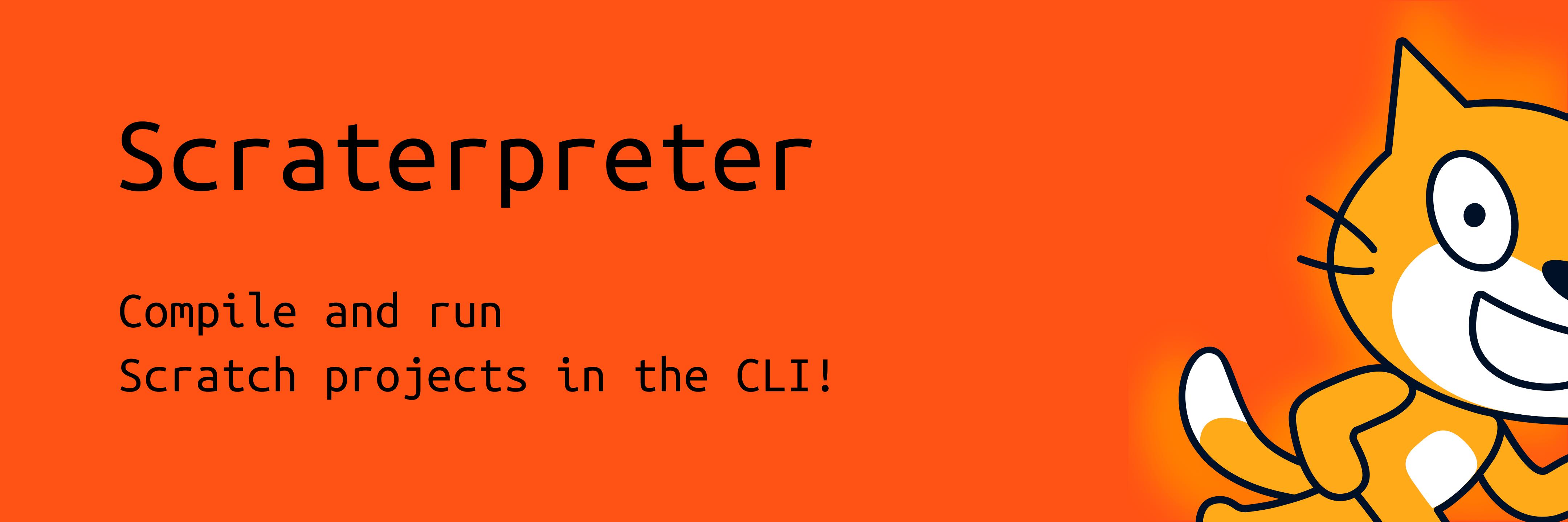 Scraterpreter banner
