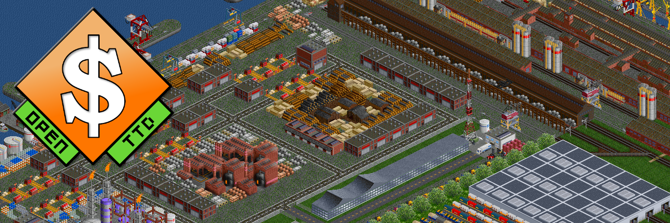 OpenTTD banner