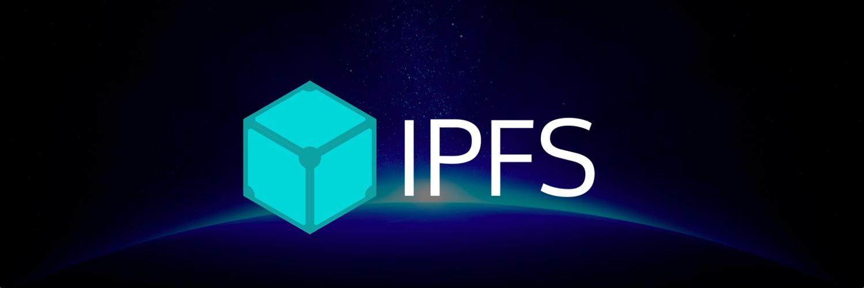 IPFS Daemon banner