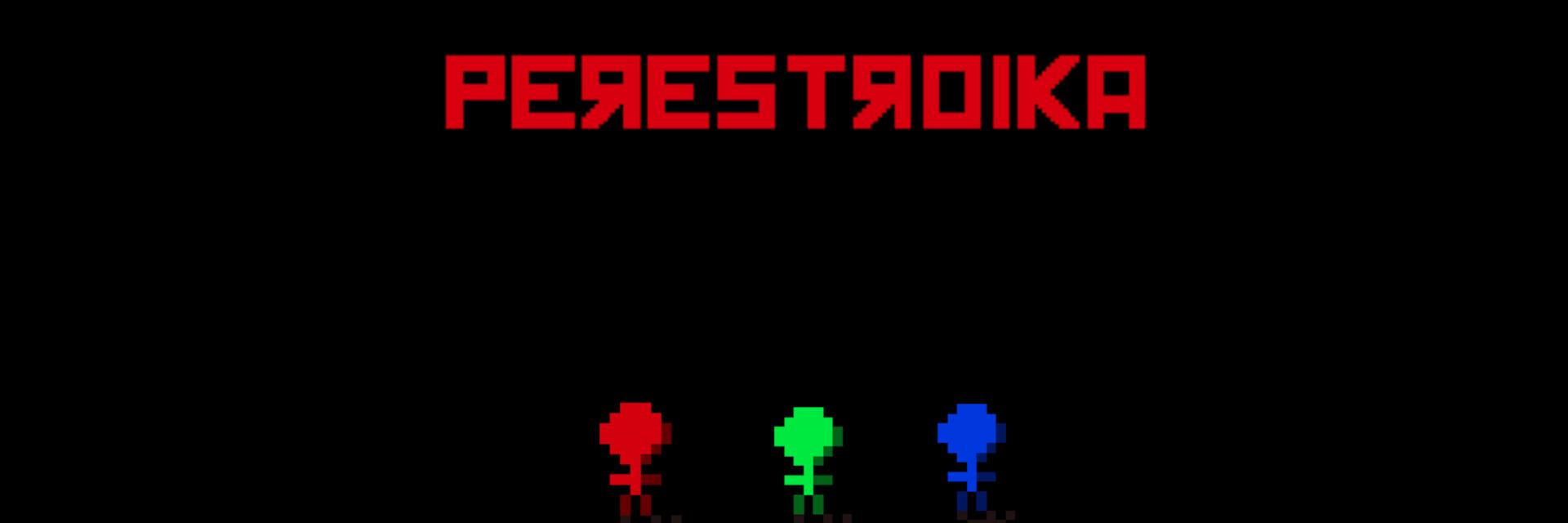 Perestroika banner